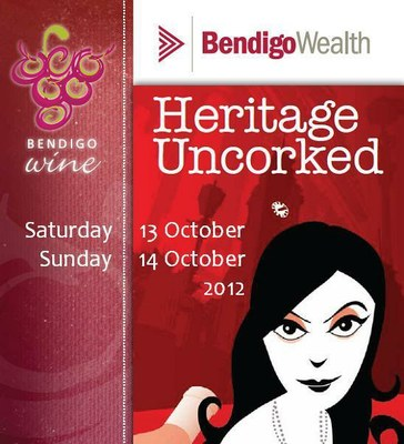 Heritage Uncorked 2012